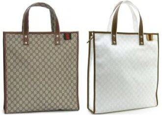 GUCCI TOTEBAG VINTAGE LIFEST Gucci tote bag GG canvas TOTE ZIP TOTE beige 8527 white 9080 bag bag bag