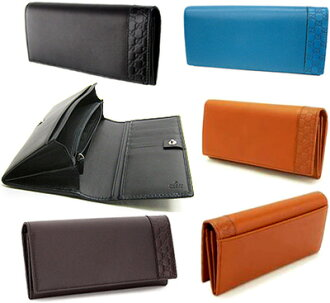 GUCCI Gucci rubx 2 fold wallet MISTRAL micro guccissima Mistral soft calf x GG embossed fold two light blue to dark brown-black brown wallet 256333 A8WQN2019 1000 7614 mens Womens unisex