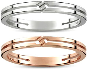 GUCCI RING グッチ ノットリングホワイトゴールド ピンクゴールドインフィニティ ロゴ刻印 控えめデザイン結び目 ティンメンズ レディース 男女兼用指輪 ペアリングとしてもOK18Kホワイト