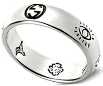 876a2906b4e GUCCI Gucci ring interlocking G Silver ring mens Womens gender for both RING  J8400 0702 8195 pairing is also recommended. Sterling Silver silver rhodium  ...