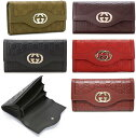 d78478906d7 Gucci long GUCCI purse 2 fold wallet W hook two fold wallet GG canvas  212089 F4C2G beige  times  8510 metal Orange
