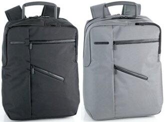 华利 LN654 2WAY 背包袋包挑战者 rexon 挑战者背包袋、 回来,袋笔记本隔间 MP3 口袋 2WAY 背包灰色,黑色