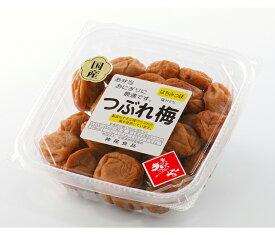 【訳あり】国産つぶれ梅はちみつ味330g