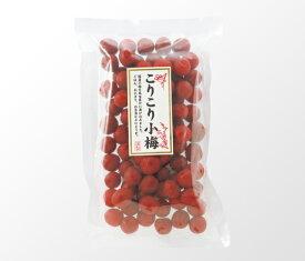 【熱中症対策に!】塩分約9%こりこり小梅 300g