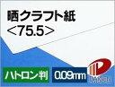 晒クラフト紙<75.5>ハトロン判/50枚