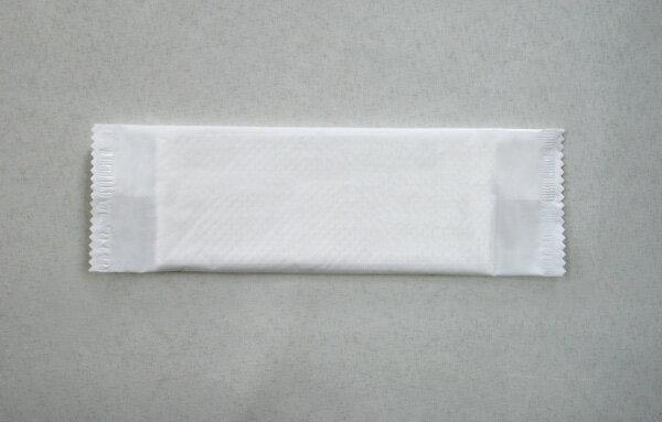 【あす楽対応】■紙おしぼり平型 2プライ 100枚×12袋(1200枚)【送料無料】(一部地域除く)