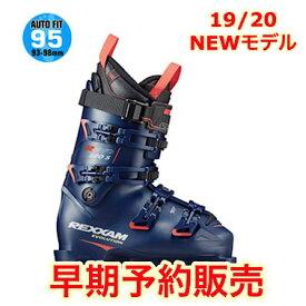 レクザム 2019-2020 R-EVO 120S レクザムニューモデル スキーブーツ ブーツ スキー REXXAM 19/20 NEWモデル 新作 最新 期間限定 予約販売