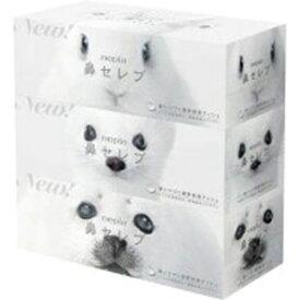 王子ネピア ネピア 鼻セレブティシュ 200組(400枚)3箱パック ×10パック入り 送料無料