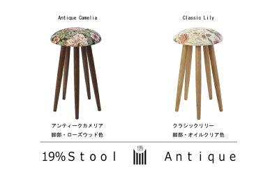 19%/Stool/Antique570