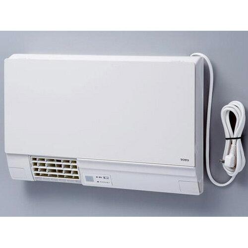 [TYR340R] 【電気タイプ】 TOTO 洗面所暖房機 節電小型化 集合・戸建住宅向け 暖房 涼風 ドライヤー ワイヤレスリモコン(赤外線式)付属 【送料無料】