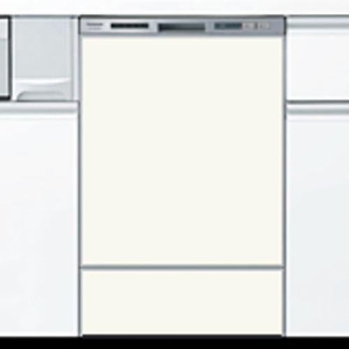 当店オリジナルドアパネルアイボリー(光沢あり)※食器洗い乾燥機本体をご購入のお客様のみの販売となります