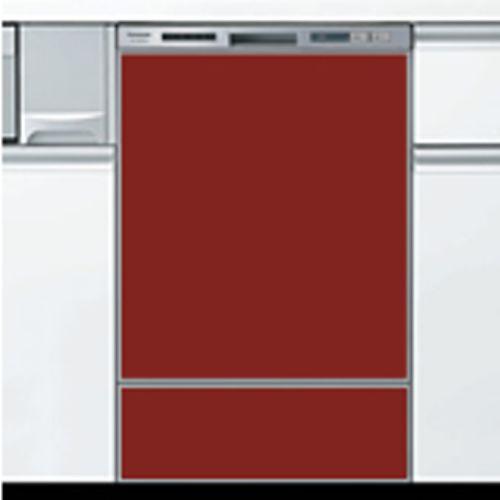 当店オリジナルドアパネルアカネレッド(光沢あり)※食器洗い乾燥機本体をご購入のお客様のみの販売となります