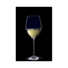 [723] リーデル ワイン ワイングラス ヴィノム ソービニヨンブラン デザートワイン 6416/33 (約)口径59X最大径81X高さ214 2脚 350cc 【送料無料】【メーカー直送のため代引不可】