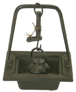 南部鉄器 自在鍵付 灰皿 小 02P14jun10