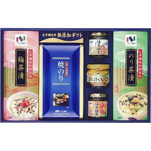 焼きのり お茶漬け 海苔佃煮 鮭 セット 化学調味料 無添加 ニコニコのり 和食満彩 詰合せ