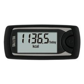 活動量計 カロリズム ブラック Bluetooth対応でスマートフォンと連携