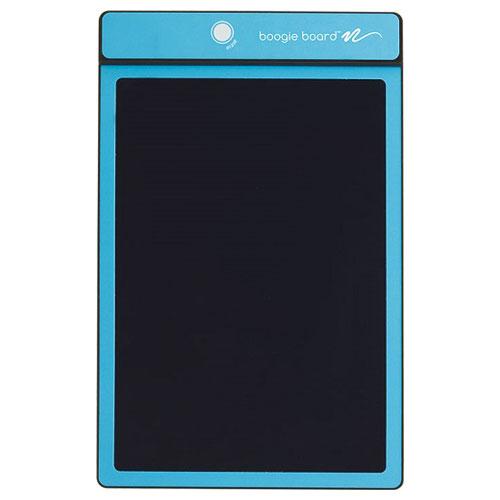ブギーボード アオ 8.5インチ スタイラス付きブギーボード 電子メモパッド ブルー デジタルメモ