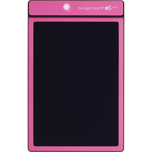 ブギーボード ピンク 8.5インチ スタイラス付きブギーボード 電子メモパッド デジタルメモ