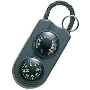 エンペックス サーモ&コンパス FG-5122 ブラック 温度計&コンパス 温度計とコンパスが一体型になったサーモ&コンパス