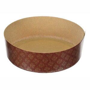 デコレーションケーキ焼き型 19cm 円形 丸型 紙製 3枚入 使い捨て ラフィネ 手作り製菓グッズ