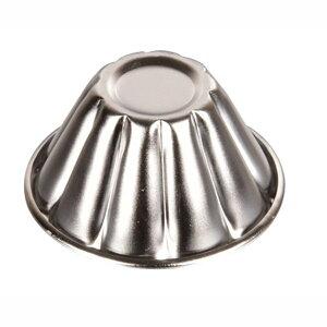 ゼリーカップ ババロアカップ 成形型 菊 ステンレス製 ラフィネ 手作り製菓グッズ
