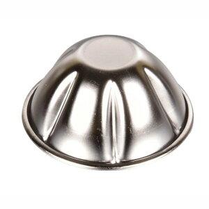 ゼリーカップ ババロアカップ 成形型 梅 ステンレス製 ラフィネ 手作り製菓グッズ