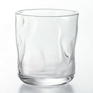 グラス コップ 麦茶コップ ガラス製 てびねりフルード フリーカップ 300ml 3個セット 日本製