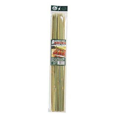 竹製バーベキュー串角 45cm 20本入 竹串