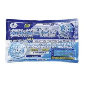保冷剤 超氷結 急冷・持続タイプ 抗菌クールタイム ダブル M 300g(強力/長時間/保冷バッグ/冷却/クーラーバッグ/クーラーボックス)