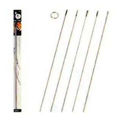 魚串 35cm 5本組 バーベキュー串 串