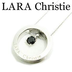 LARA Christie ララクリスティー ヴォヤージュネックレス ブラックメンズ ネックレス CZ シルバー925 P3894-B 送料無料 ギフト プレゼント ジュエリー