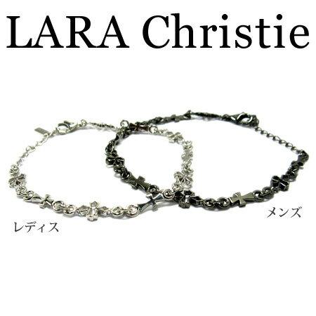 LARA Christie ララクリスティー テンプルクロス ブレスレット ペア ブレスレット シルバー925 ギフト プレゼント ジュエリー