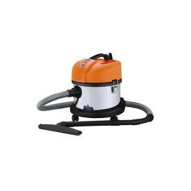 大型商品 日動工業 乾湿両用集じん機 業務用掃除機 NVC-15L-S 温度サーモ付