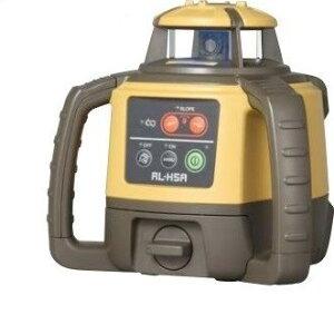 トプコン ローテーティングレーザー RL-H5A 受光器・乾電池・ホルダー・三脚は付属しません。レーザーレベル 回転レーザー 日本正規品 TOPCON 本体のみ