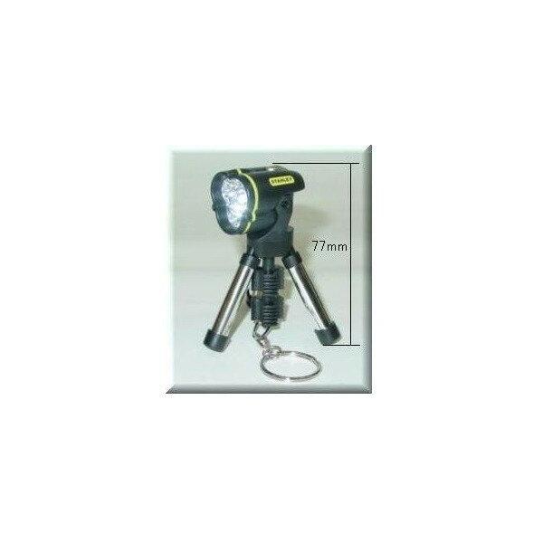 便利もん+ 95-113 三脚フラッシュライト ミニ 黒 V951134 LEDライト 電気 True Value トゥルーバリュー STANLEY WORKS スタンレー