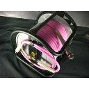 【当店オリジナル】マッハ 高圧ドラム PKD-630C 超ソフト高圧ホース付 ピンク ★