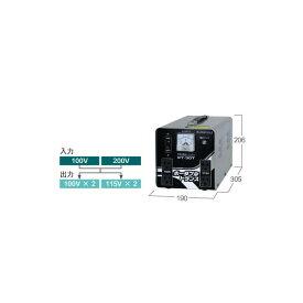【育良精機】ポータブルトランス PT-30T [昇降圧兼用] イクラ精機 トランサー