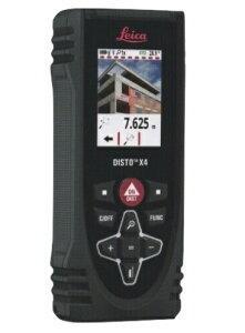 タジマ レーザー距離計ライカディストX4 DISTO-X4 ライカディスト 標準測定範囲0.05m〜150m TJMデザイン Leica 697894