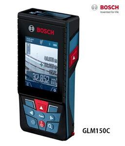 在庫有 ボッシュ データ転送レーザー距離計 GLM150C 測定ポイントを画像で確認 屋外測定もカンタン BOSCH 1年保証付き 正規日本仕様
