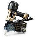 期間限定 HiKOKI 高圧ロール釘打機 NV65HR2(N) ケース付 ハイゴールド パワー切替機構なし 質量2.0kg 取り回しやすい…