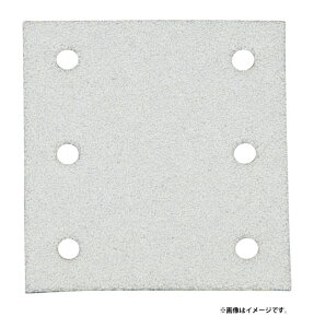 ネコポス可 マキタ マジックサンディングペーパー A-52489 10枚入 見詰まり防止加工 塗装はがし 四角タイプ 仕上 粒度180 吸じん穴付 BO4565 寸法114x102mm 木工用 砥粒 WA
