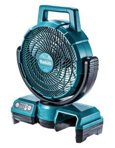 マキタ 充電式ファン CF202DZ 青 本体のみ 扇風機 AC100V使用可能 羽根径235mm キャリングハンドル 角度調整可能 10.8Vスライド式バッテリ対応 makita