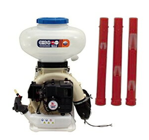 丸山製作所 背負動力散布機 GD6000 352782 燃料タンク2.0L 薬剤タンク26L 質量12.6kg ビッグエム 大型商品
