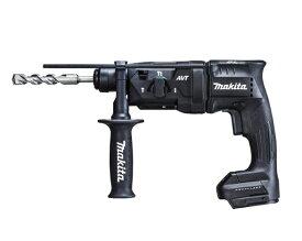 マキタ 18mm 充電式ハンマドリル HR182DZKB 黒 本体+ケース付 SDSプラスシャンク 3モード切替:回転+打撃・回転・打撃 18V対応 makita セット品バラシ