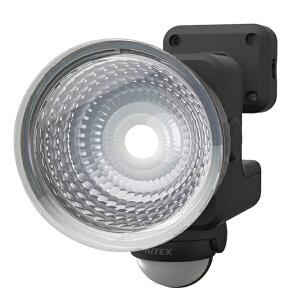 ムサシ 1.3W×1灯 フリーアーム式 LED乾電池センサーライト LED-115 ライテックス 110ルーメン LED寿命約40000時間 musashi ポイントUP期間中!!