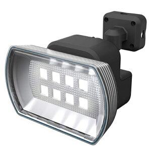 ムサシ 4.5W ワイド フリーアーム式 LED乾電池センサーライト LED-150 ライテックス 400ルーメン LED寿命約40000時間 musashi ポイントUP期間中!!