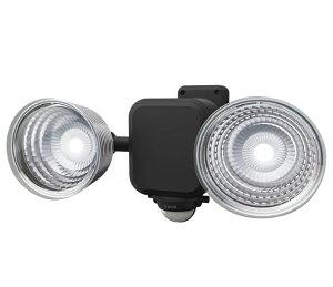 ムサシ 3.5W×2灯 フリーアーム式 LED乾電池センサーライト LED-265 ライテックス 600ルーメン LED寿命約40000時間 musashi ポイントUP期間中!!