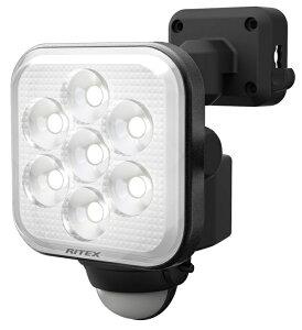 ムサシ 8W×1灯 フリーアーム式LEDセンサーライト LED-AC1008 ライテックス 750ルーメン LED寿命約40000時間 musashi ポイントUP期間中!!
