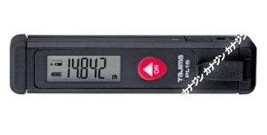 タジマ レーザー距離計 LKT-PL15B タジマPL15 ブラック PL15 製品重量30g 測距範囲15m 全長100mm 長寿命USB充電式・超軽量コンパクト TJMデザイン ポイントUP期間中!! 142030