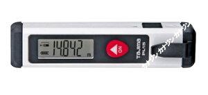 タジマ レーザー距離計 LKT-PL15W タジマPL15 ホワイト PL15 製品重量30g 測距範囲15m 全長100mm 長寿命USB充電式・超軽量コンパクト TJMデザイン ポイントUP期間中!! 142023